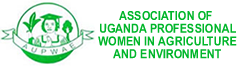 ASSOCIATION OF UGANDA PROFESSIONAL WOMEN IN AGRICULTURE AND ENVIRONMENT